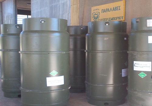 Προμήθεια 6.300 kg HALON 1301 στην ΠΟΛΕΜΙΚΗ ΑΕΡΟΠΟΡΙΑ