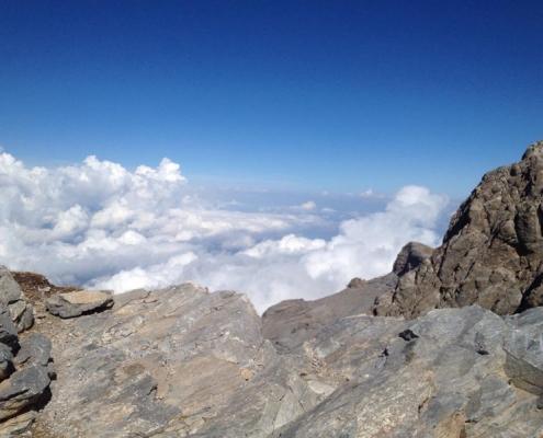 Βουνός - Ουρανός