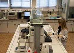 Εργαστήριο στις εγκαταστάσεις της INTERGEO στην Θέρμη Θεσσαλονίκης