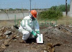 Ρύπανση από αποθήκευση επικινδύνων αποβλήτων